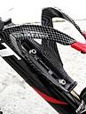 Cykel Vattenflaskhållare Kolfiber Lättvikt Till Cykelsport Racercykel Mountain Bike Kolfiber Full Carbon Svart