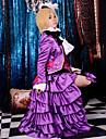 Inspirerad av Svart Butler Alois Trancy Animé Cosplay-kostymer Japanska cosplay Suits Lappverk Långärmad Kappa / Skjorta / Byxor Till Herr / Satin