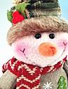 Snögubbe Söt Kontor / företag Snögubbe Textil Pojkar Flickor Leksaker Present 1 pcs