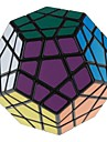 Magic Cube IQ-kub Shengshou Megaminx 4*4*4 Mjuk hastighetskub Magiska kuber Stresslindrande leksaker Pusselkub professionell nivå Hastighet Professionell Klassisk & Tidlös Barn Vuxna Leksaker Pojkar