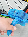 Bike Chain Cleaner Brush Gear Grunge brush Scrubber Tool Bike Chain Cleaning Tool Easy Wash Rotary Clean 360°Rotating Brushes Convenient For Road Bike Mountain Bike MTB Cycling Bicycle Plastic ABS