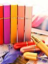 Kosmetika förvaring Kosmetikflaskor Plast Enfärgad Kvadrat Smink Kosmetisk Skötselprodukter