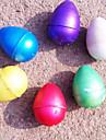 färg äggen kläcks växte upp kreativa leksaker (1PS)