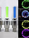 LED Cykellyktor Cykellyktor Blinkande ventil hjul lampor - Bergscykling Cykel Cykelsport Vattentät 50 lm Batteri Cykling / ABS / IPX-4
