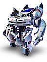 Robotar Soldrivna leksaker 7 In 1 Soldriven Uppladdningsbar Leksaker Present