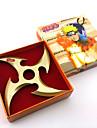 Vapen Inspirerad av Naruto Cosplay Animé Cosplay-tillbehör Svärd Vapen Legering Herr Varm Halloween kostymer