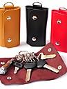 key plånböcker läder nyckelring hållare nyckel påsar vad- nycklar fall