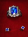 Smycken Inspirerad av Svart Butler Ciel Phantomhive Animé Cosplay-tillbehör Örhängen Konstädelstenar / Legering Herr / Dam Ny / Varm Halloweenkostymer