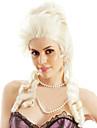 Syntetiska peruker Löst vågigt Löst vågigt Peruk Blond Mellan Blond Syntetiskt hår Dam Blond