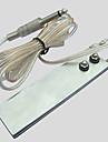 basekey mini tatuering fotpedalen pedal för maskin strömförsörjning