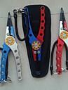 Kniv och sax till fiskelina Tänger Fiske Ergonomisk Comfort-Fit 6061 Aluminiumlegering Generellt fiske
