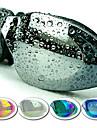 Simglasögon Vattentät Anti-Dimma Justerbar storlek Anti-UV Spegel En storlek passar alla Plast Akrylfiber Rosa Svart Blå Rosa Svart Blå