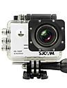 SJCAM SJ5000 Actionkamera / Sportkamera vlogging Vattentät / LCD 32 GB 12 mp / 14 mp 4X 4000 x 3000 pixel 2 tum CMOS H.264 Enkel bild / Bildsekvensläge / Time lapse-fotografering 30 m ± 2EV