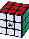Magic Cube IQ-kub DaYan 3*3*3 Mjuk hastighetskub Magiska kuber Puzzle Cube Stresslindrande leksaker Pusselkub professionell nivå Hastighet Professionell Klassisk & Tidlös Barn Vuxna Leksaker Pojkar