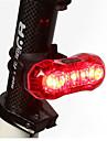 LED Cykellyktor Baklykta till cykel säkerhetslampor Bergscykling Cykel Cykelsport Vattentät Bärbar Analog Varning Andra USB Cykling