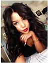 Äkta hår Helnät utan lim Halvnät utan lim Hel-spets Peruk stil Brasilianskt hår Kroppsvågor Peruk 120% 130% Hårtäthet med babyhår Naturlig hårlinje Afro-amerikansk peruk 100 % handbundet Dam Korta