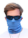 Pollution Protection Mask Men\'s Cycling / Bike Bike / Cycling Sunscreen Breathable Quick Dry Winter Solid Color Terylene Purple Blue Pink / Stretchy / Mountain Bike MTB / Road Bike Cycling