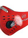 XINTOWN Sport Mask Skyddsmask mot Förorening Vindtät Andningsfunktion Damm säker Begränsar bakterier Cykel / Cykelsport Svart Röd Blå Vinter för Herr Dam Vuxna Fritid Sport Cykling / Cykel MC