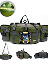 BP-VISION 6L Ryggsäckar Magväskor Cykling Ryggsäck Multifunktionell Vattentät Regnsäker Snabb tork Utomhus Camping Jakt Fiske Terylen Röd Blå Kamoflage / Kompakt / Slitstyrka