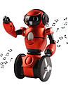 RC Robot F1 Inhemska och personrobotar 2.4G Plast Sång / Gång / Smart självbalanserande Nej