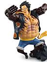 Anime Actionfigurer Inspirerad av One Piece Monkey D. Luffy pvc 17.5 cm CM Modell Leksaker Dockleksak