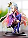 Anime Actionfigurer Inspirerad av Inget spel inget liv Shiro pvc 15 cm CM Modell Leksaker Dockleksak