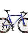Väg Cykel Cykelsport 14 Hastighet 26 tum / 700CC SHIMANO TX30 Dubbel skivbroms Vanlig Monocoque Vanlig Aluminiumlegering / Stål / #