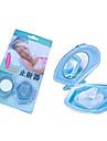 Snarkreduceringshjälp Hälsovård Snarkreducerande hakband Bekväm Resevila Giftfri U Form 1 st för