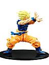 Son Goku Jaktplan Skyltfönstermodeller Originella Klassisk & Tidlös Plast Flickor Leksaker Present 1 pcs