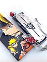 Smycken Huvudbonad Inspirerad av Naruto Cosplay Animé Cosplay-tillbehör Dekorativa Halsband Pannband Ring Legering Herr Ny Halloween kostymer