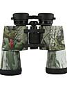 BRESEE 10 X 50mm Binoculars Lenses Waterproof High Definition Fogproof Multi-coated BAK4 Rubber Metal / Hunting / Bird watching / Night Vision
