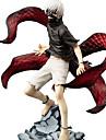 Anime Actionfigurer Inspirerad av Tokyo Ghoul Ken Kaneki pvc 23 cm CM Modell Leksaker Dockleksak