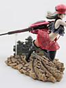 Anime Actionfigurer Inspirerad av God Eater Alice pvc 21 cm CM Modell Leksaker Dockleksak Pojkar Flickor