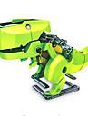 4 in 1 Robotar Soldrivna leksaker Dinosaurie Soldriven GDS (Gör det själv) Utbilding ABS Barn Pojkar Flickor Leksaker Present