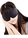 Travel Eye Mask / Sleep Mask 3D Breathability Seamless Travel Rest 1 set Traveling Fabric Cotton