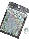 Nagelsmycken / Glitter & Puder / Andra Dekorationer- avAndra-1pcs- styck10cm*7cm- cm