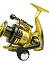 Fiskerullar Snurrande hjul 5.5/1 Växlingsförhållande+13 Kullager Hand Orientering utbytbar Kastfiske / Generellt fiske - XF5000