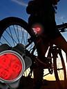 Cykellyktor / Framlykta till cykel / Baklykta till cykel LED - Cykelsport Enkel att bära / Varning C-Cell 40lm Lumen USB