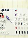 målarverktyg nagel Salonverktyg nagel konst