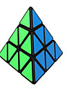 Magic Cube IQ-kub shenshou Pyraminx 3*3*3 Mjuk hastighetskub Magiska kuber Stresslindrande leksaker Pusselkub professionell nivå Hastighet Professionell Klassisk & Tidlös Barn Vuxna Leksaker Pojkar