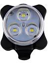 LED Cykellyktor Baklykta till cykel säkerhetslampor LED Bergscykling Cykel Cykelsport Vattentät Uppladdningsbar Flera lägen Jätteljus USB 130 lm USB Camping / Vandring / Grottkrypning / IPX-4