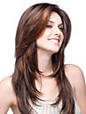 Obehandlad hår Hel-spets Spetsfront Peruk Frisyr i lager Middle Part Gratis del stil Brasilianskt hår Rak Peruk 130% 150% Hårtäthet med babyhår Afro-amerikansk peruk limfria Blekt knutar Dam Korta