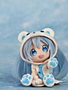 Anime Actionfigurer Inspirerad av Vocaloid Hatsune Miku pvc 7 cm CM Modell Leksaker Dockleksak