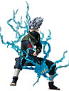 Anime Actionfigurer Inspirerad av Naruto Hatake Kakashi Animé Cosplay-tillbehör figur pvc Halloween kostymer