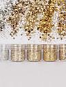 1 pcs Glitter & Poudre / Paljetter Glitters / Klassisk Dagligen