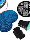 nagel konst Mode Hög kvalitet Dagligen Nail Art Design