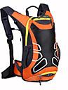 20 L Ryggsäckar Andas remsor - Vattentät Andningsfunktion Stötsäker Utomhus Camping Klättring Fritid Sport Nylon Orange Rubinrött Mörkblå