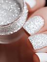 1 pcs Glitter nagel konst manikyr Pedikyr Dagligen Glitters / Mode
