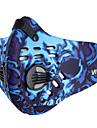 Sport Mask Skyddsmask mot Förorening Herr Dam Klättring Motion & Fitness Cykling / Cykel Cykel / Cykelsport Vattentät Vindtät Andningsfunktion 1 st Vinter Klassisk Mode Nylon Tactel Svart Orange