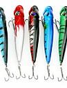 1 pcs Metallbete Fiskbete Hårt bete Sjunker Bass Forell Gädda Kastfiske Generellt fiske Metall